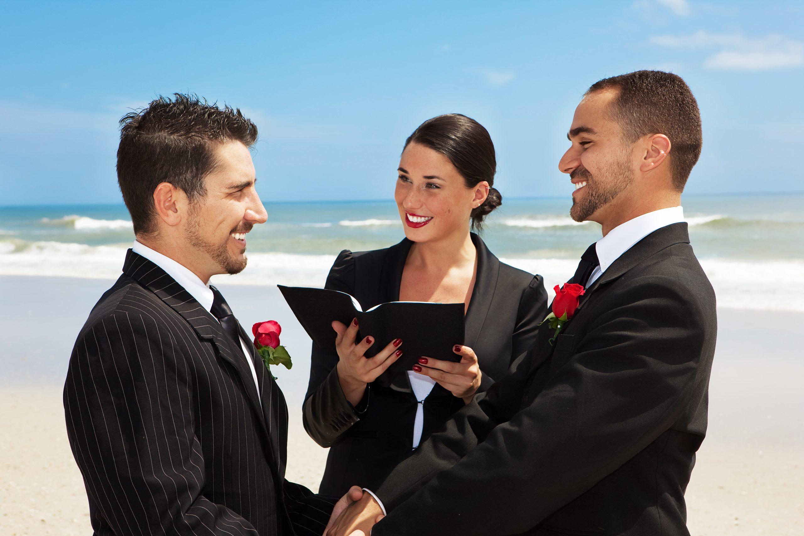 Colin Flahery Independent Celebrant - Wedding Couple