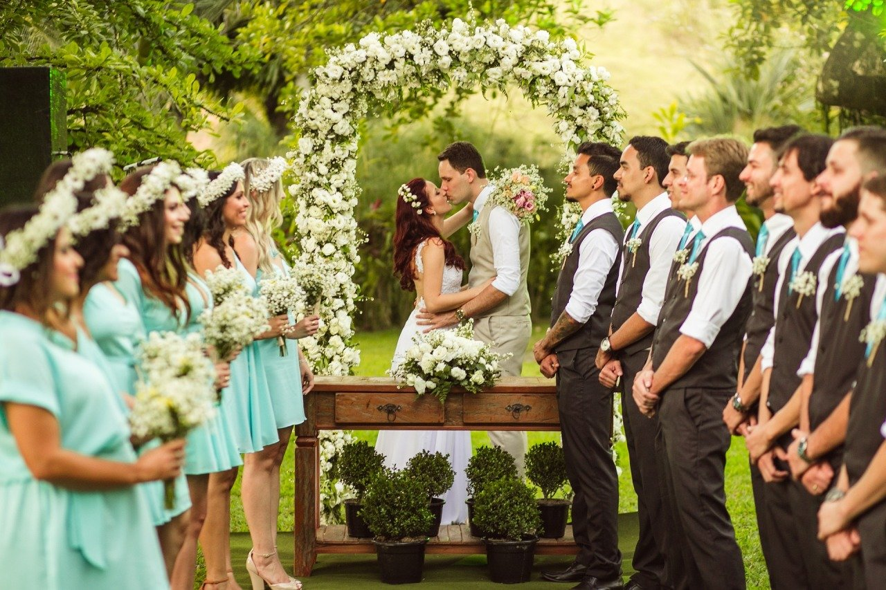 Colin Flahery Independent Celebrant - Wedding Scene